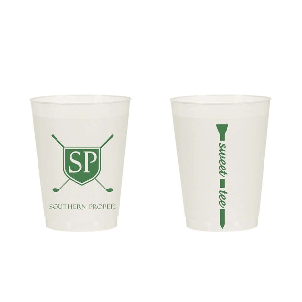 "Southern Proper - Sweet ""Tee"" Southern Proper Cups"