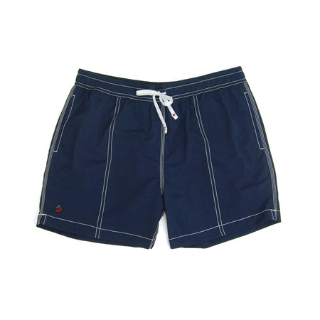 The River Hybrid Short: Sky Blue