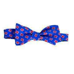 Southern Proper - Texas Gameday Bow: Blue