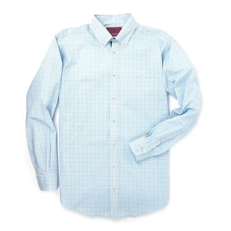 Southern Proper - The Goal Line: Farley Gingham