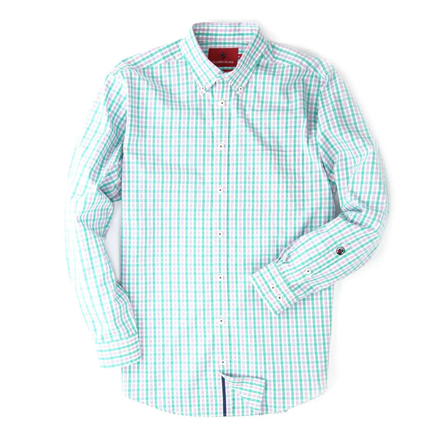 Southern Proper - The Goal Line: Moesley Gingham
