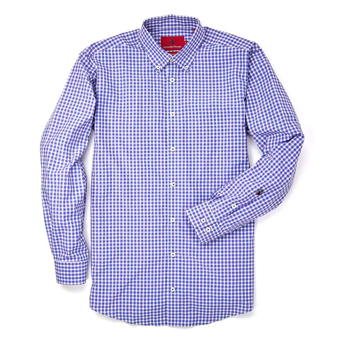Southern Proper - The Goal Line: River Gingham