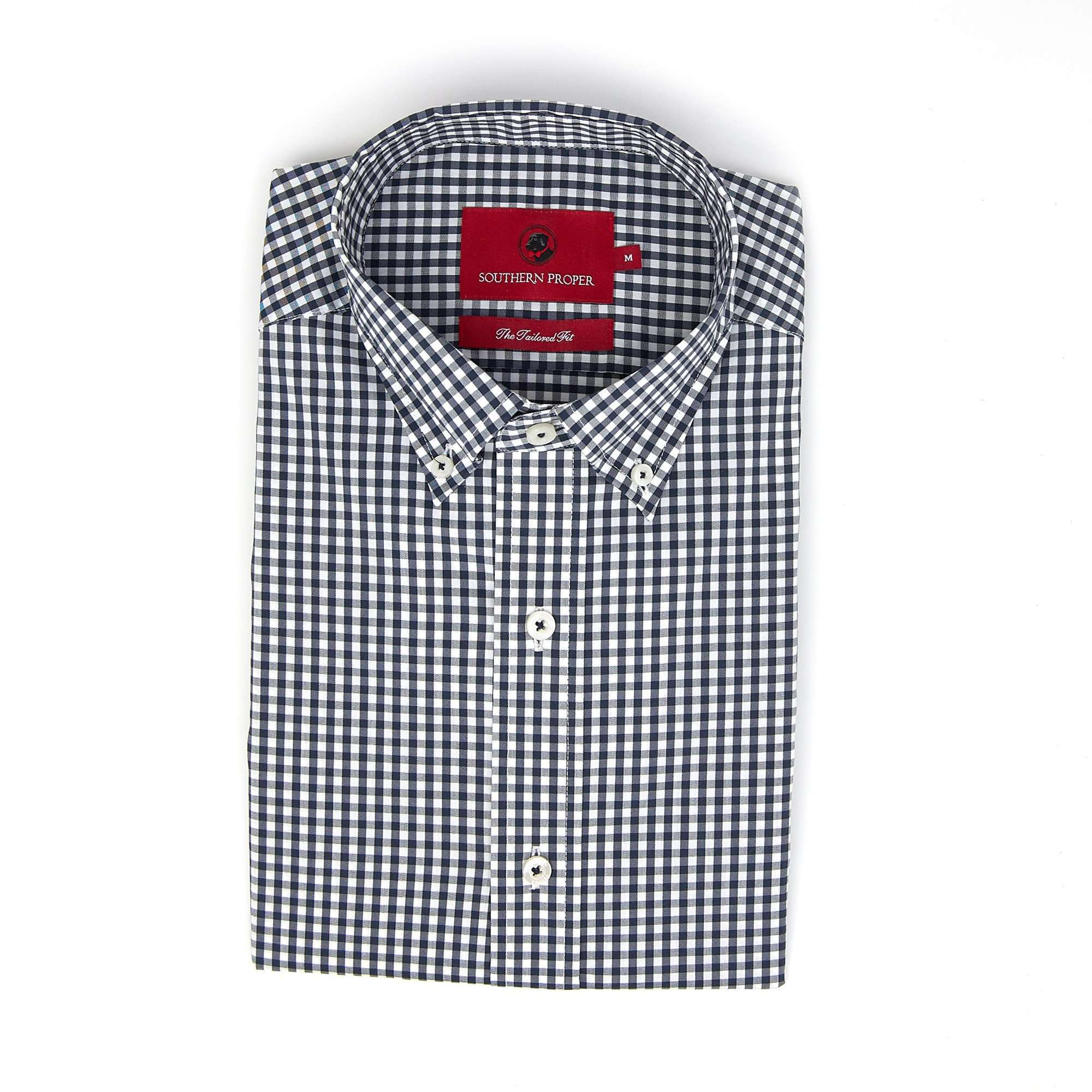 The Henning Button Down - True Navy