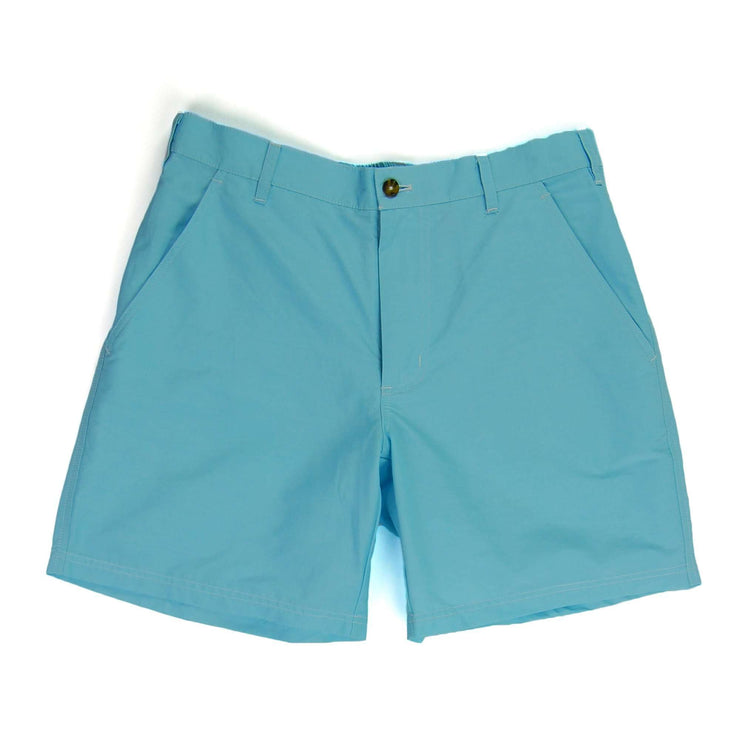 Southern Proper - The River Hybrid Short: Country Blue
