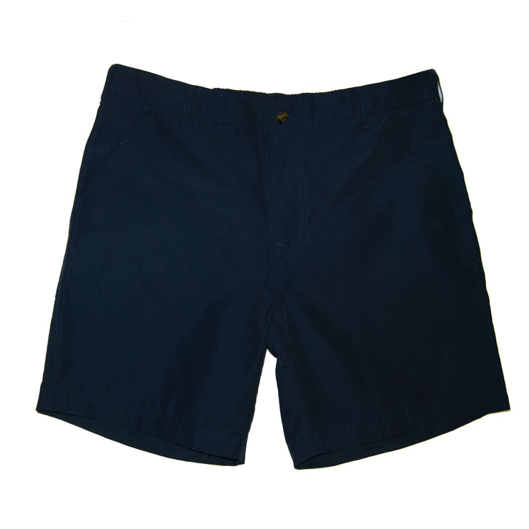 Southern Proper - The River Hybrid Short: Navy Blue