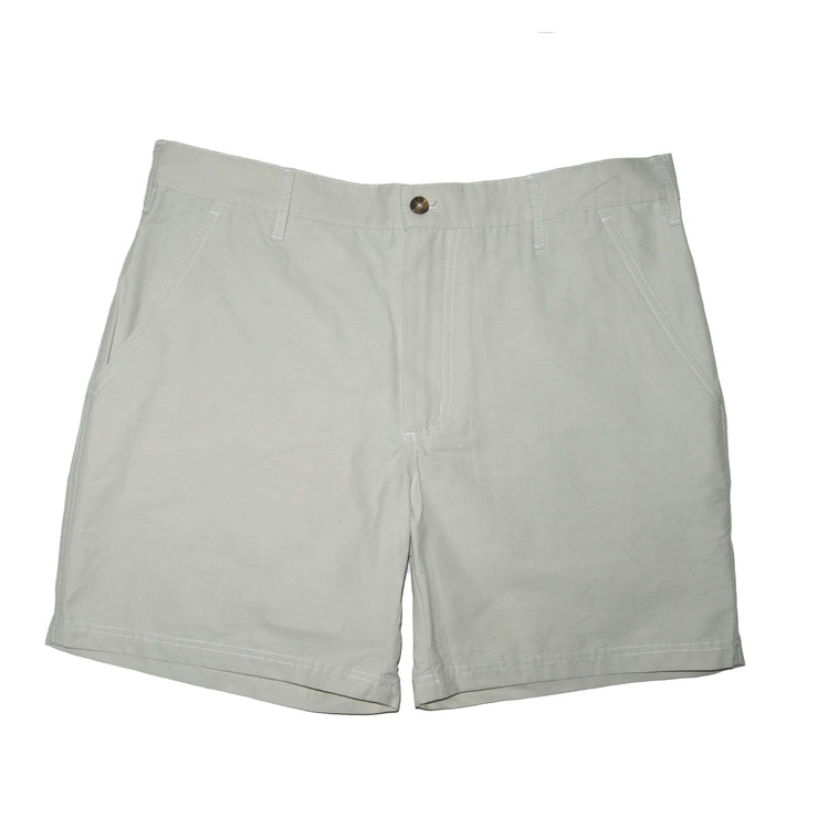 Southern Proper - The River Hybrid Short: Stone