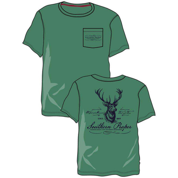 Southern Proper - Tied and True T-Shirt