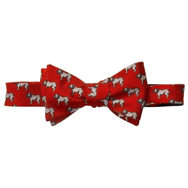 Southern Proper - Top Dog Bow: Red
