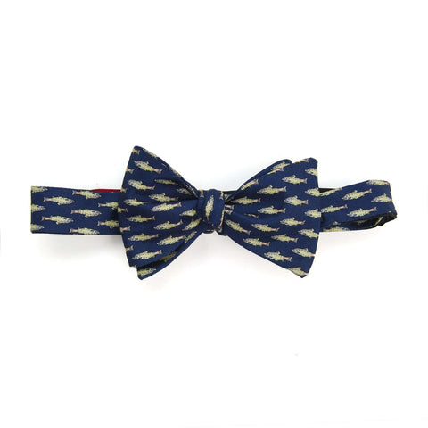 Southern Proper - Trout Bow: Navy