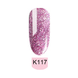 K117 Glitter Dipping Powder 1oz. (28gr.)