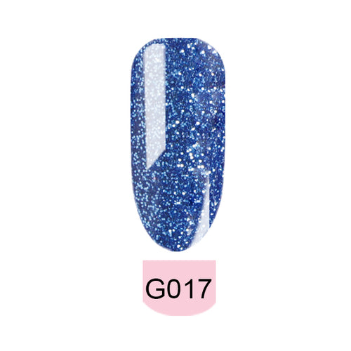 G017 Glitter Dipping Powder 1oz. (28gr.)