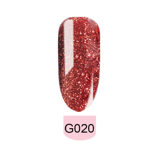 G020 Glitter Dipping Powder 1oz. (28gr.)