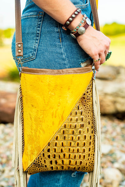 The Rocky Divide Crossbody