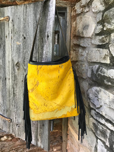 The Bumble Bee Shoulder Bag