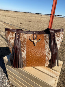The Texas Tote Bag