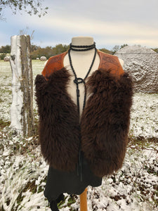 The Buffalo Bill Vest