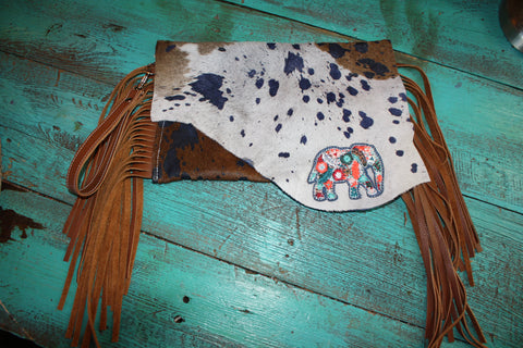 Save the Elephant Clutch