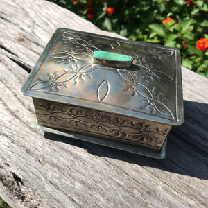 Stamped Jewelry Box - 2