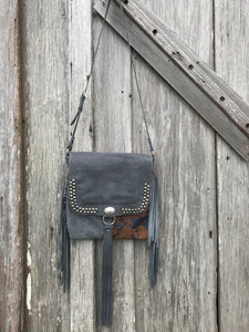 Dirty Midnight Sky Divided Crossbody