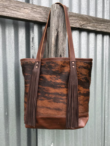 Simple Twist of Fate Tall Tote Bag