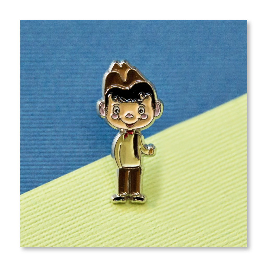 Cantinflas Lil' Pin