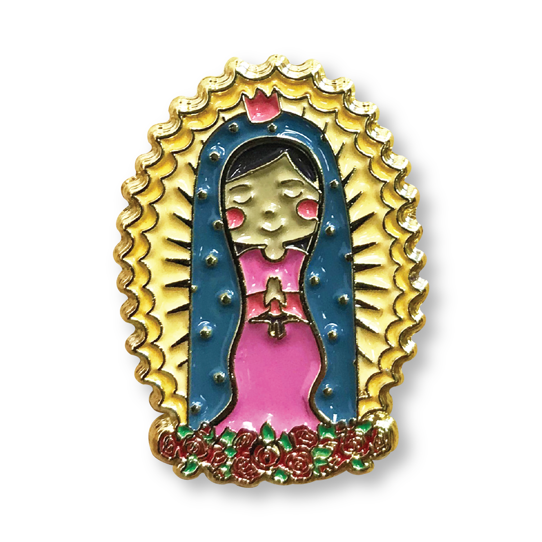 Guadalupe Lil' Pin
