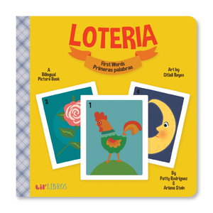 Loteria: First Words / Primeras Palabras