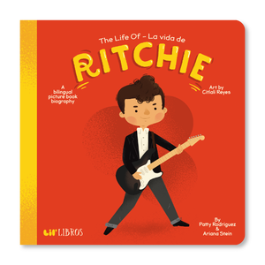 The Life Of / La Vida De Ritchie (PRE-ORDER)