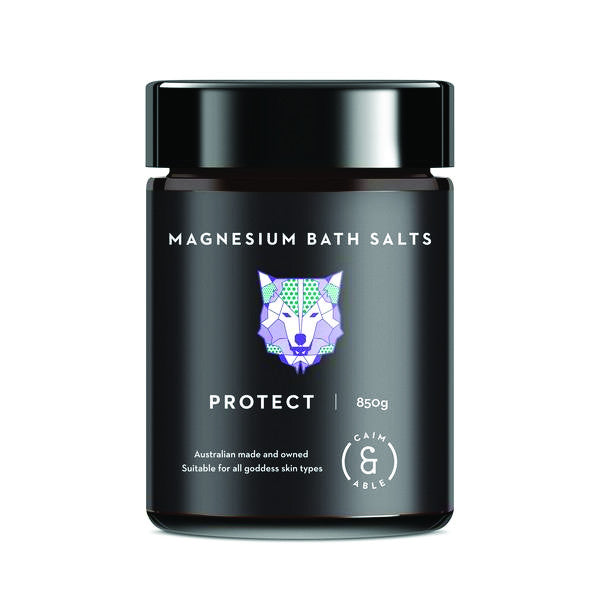 Caim & Able - Caim & Able Magnesium Bath Salts - Protect 850g