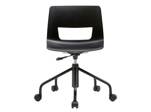 Button 5 Star Castor Chair