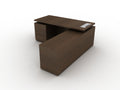 Kanye Height Adjustable Executive Desk
