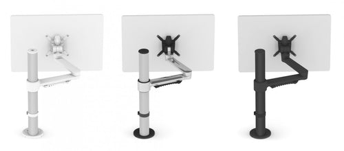 Zion Double Monitor Arm