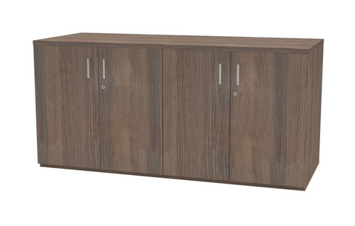 Hinged Door Credenza Unit 720mmH x 450mmD
