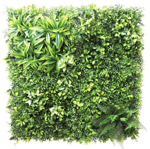 Green Garden Artificial Vertical Wall Panel