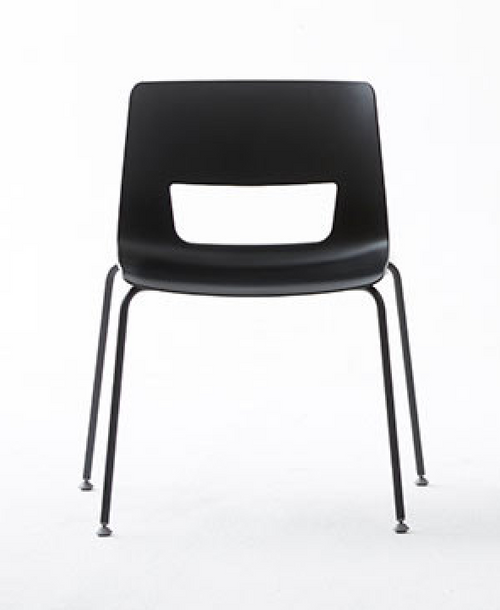 Button 4 Leg Chair