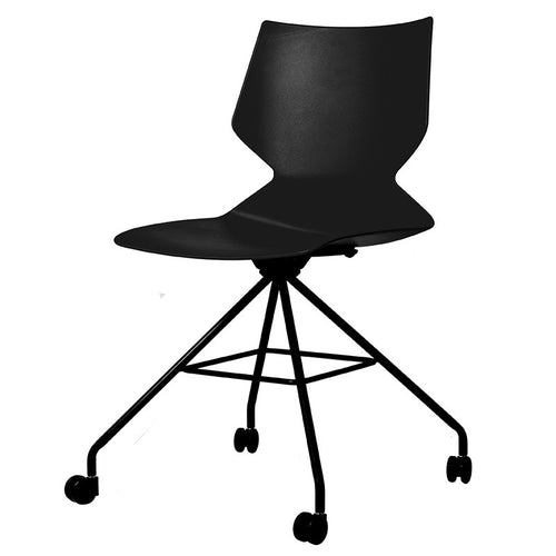 Fly 4 Leg Swivel Chair