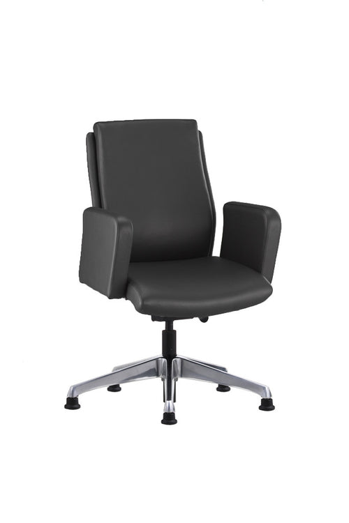 Dynamic Low Back Chair with Gliders