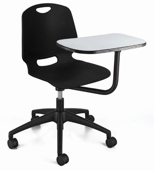 Quest Task Chair with Swing Tablet