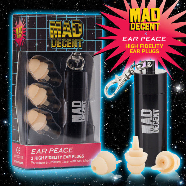 Mad Decent Earplugs