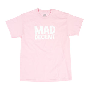 Mad Decent Main Logo Tee