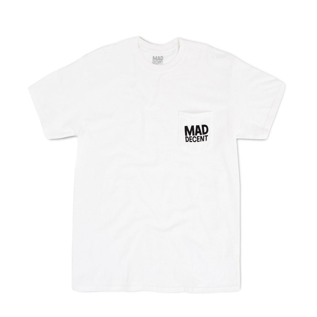 'Main Logo' Pocket Tee
