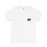Mad Decent Main Logo Pocket Tee