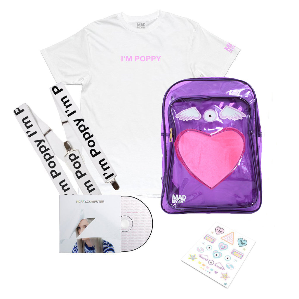 Poppy - 'Poppy.Computer' CD Deluxe Bundle
