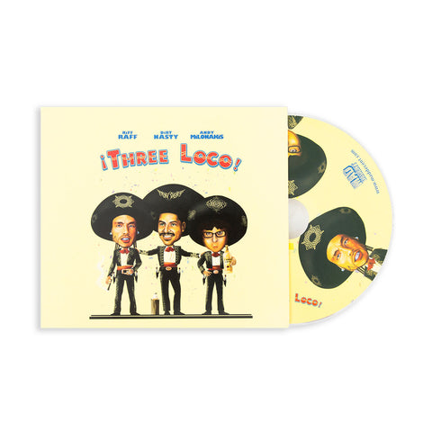 Three Loco CD