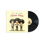 Various Artists - 'Three Loco' Vinyl