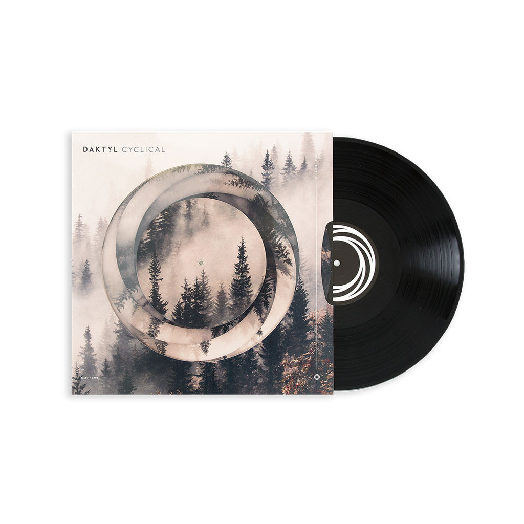 Daktyl - 'Cyclical LP' Vinyl
