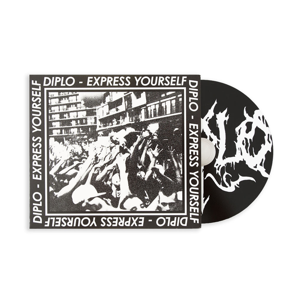 Diplo - 'Express Yourself' CD