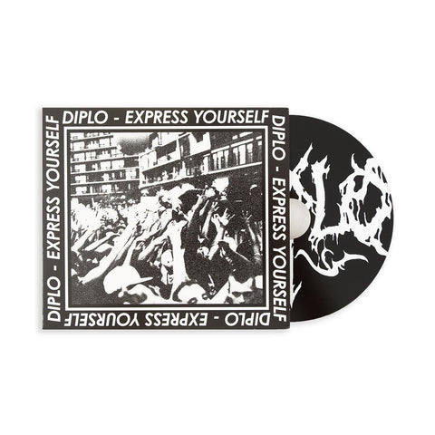 Diplo: Express Yourself CD