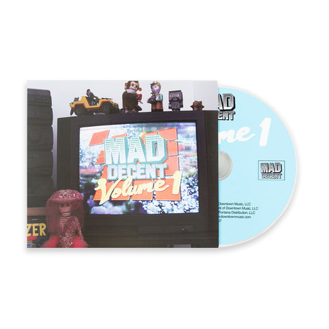 V/A Mad Decent Vol. 1 CD