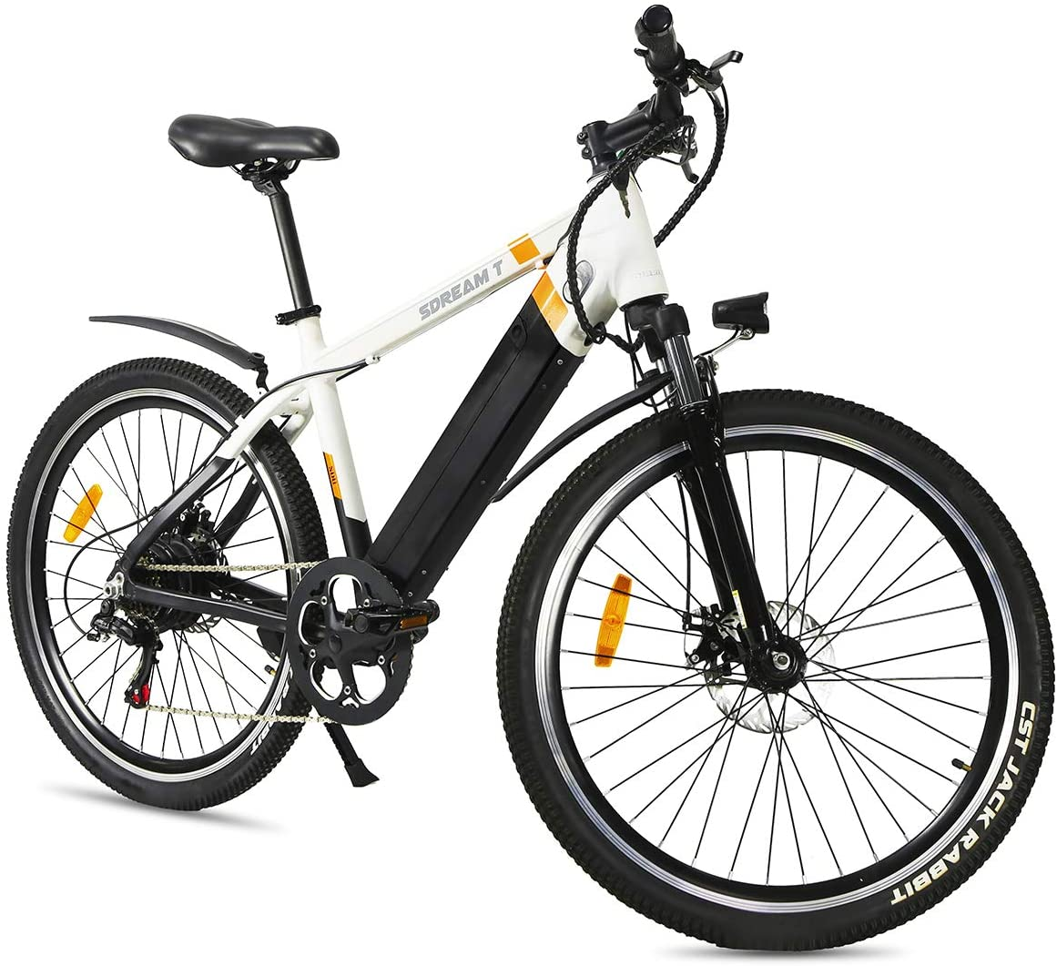 T350 - 350 Watts Aluminum Electric Bike in 2 Colors
